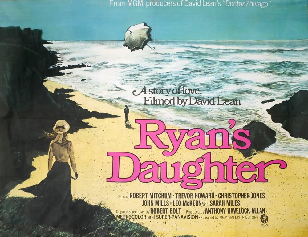 Ryan's Daughter cinema poster
